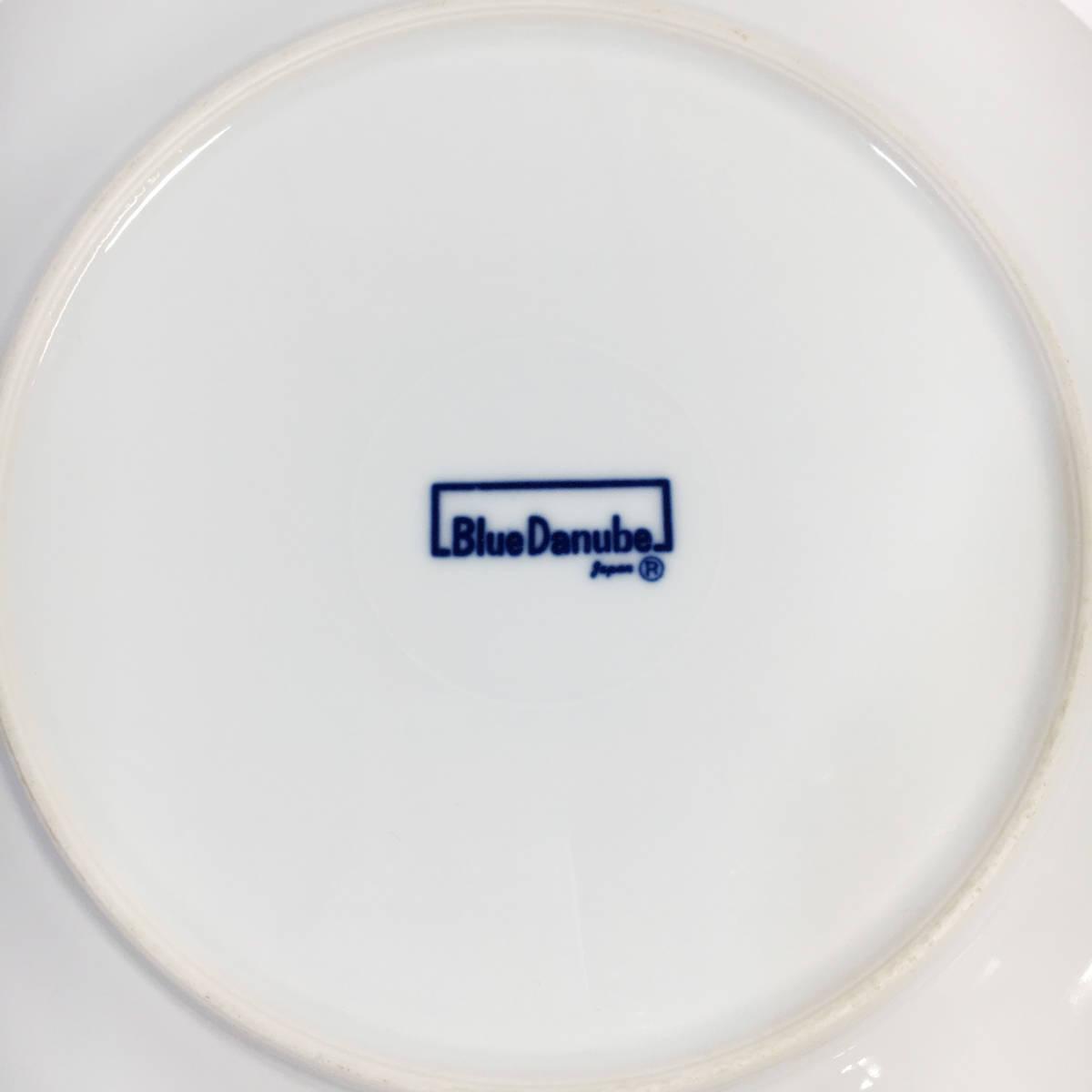 【2枚セット】 ブルーダニューブ ブルーオニオン ディナープレート 26cm パスタ皿 Blue Danube_画像5