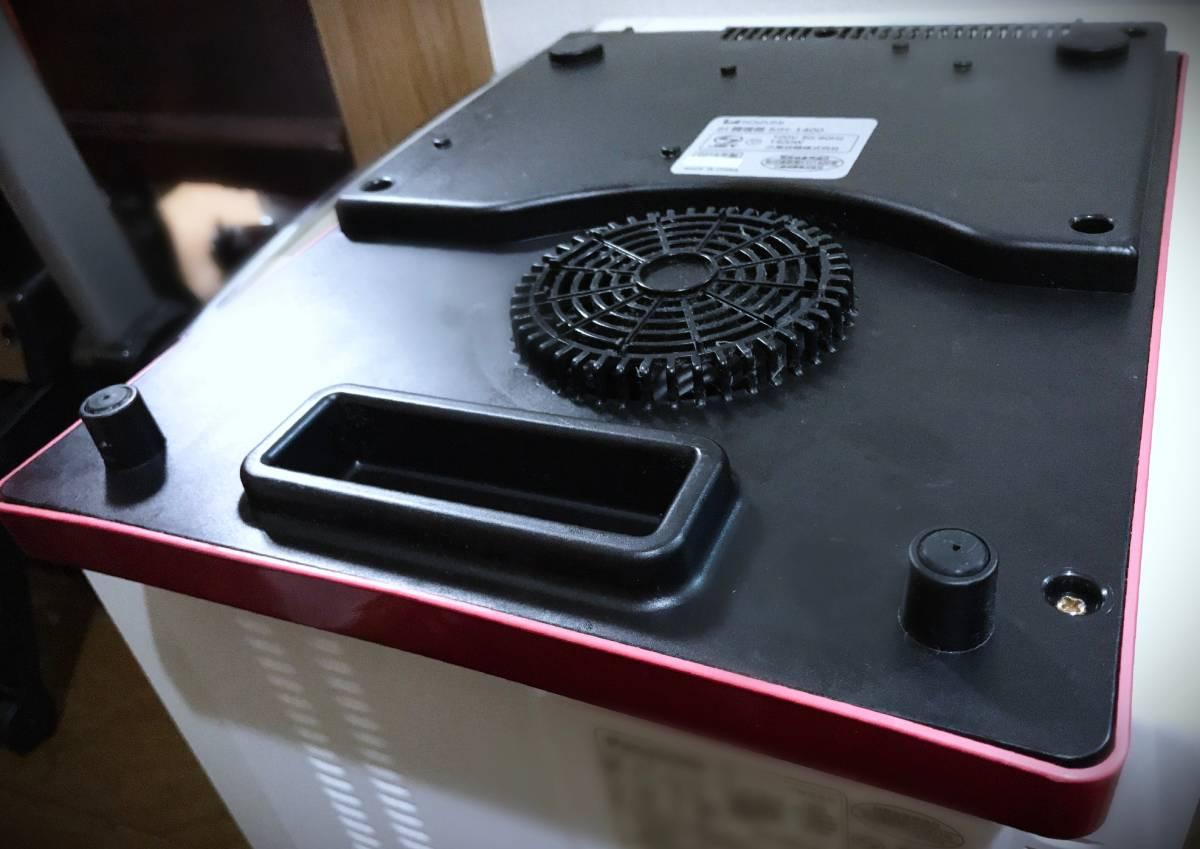 [KIH-1400* прекрасный товар ]KOIZUMI*IH варочный нагреватель * исправно работающий товар!
