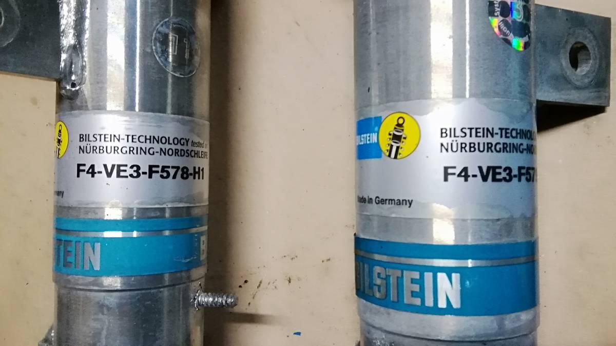 BILSTEIN ビルシュタイン B14 BSS-KIT 車高調整キット FIAT フィアット500/500C アバルト500/500C_画像3