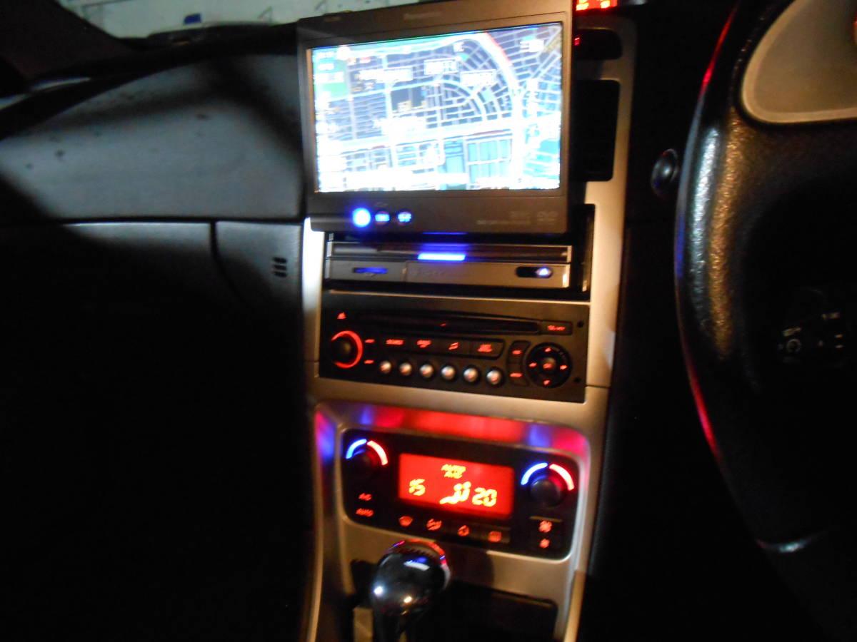 車検満タン令和3年6月 プジョー 307CC プレミアム 法令点検24か月済 オープンカー ボタンで自動開閉 ナビ ETC マルチインフォメーション_画像7