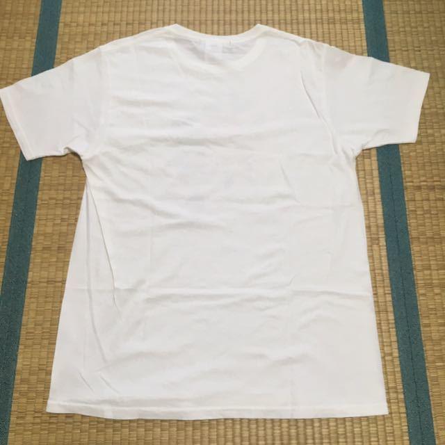 RAGEBLUE×FRUIT OF THE LOOM コラボ レイジブルー フルーツオブザルーム 半袖 Tシャツ カットソー トップス プリント サイズ M_画像4