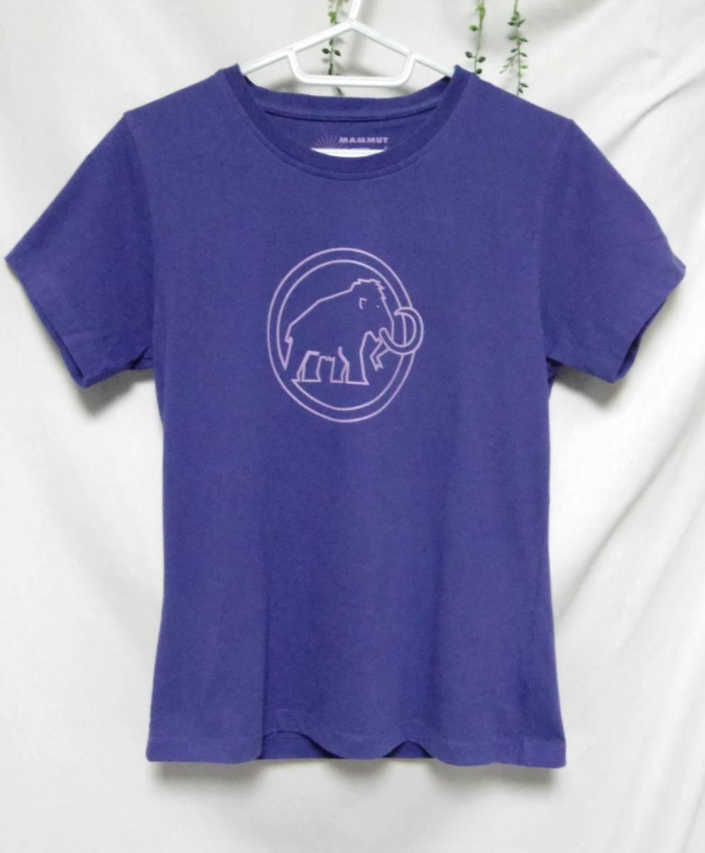 MAMMUT/Mammut short sleeve T-Shirt Big Logo door M