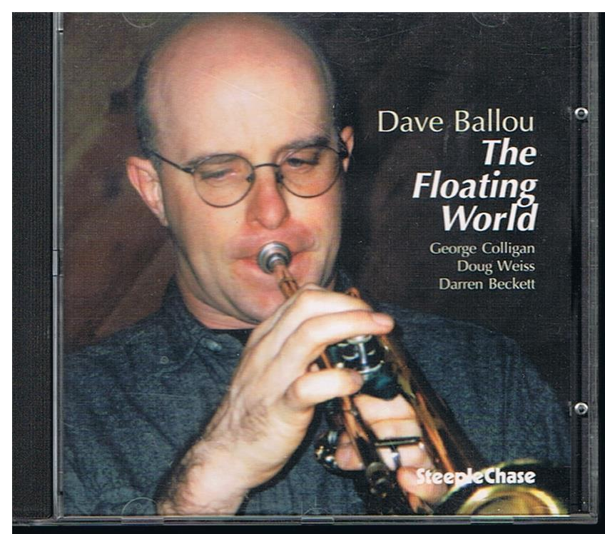 The Floating World/Dave Ballou~トランペット _画像1