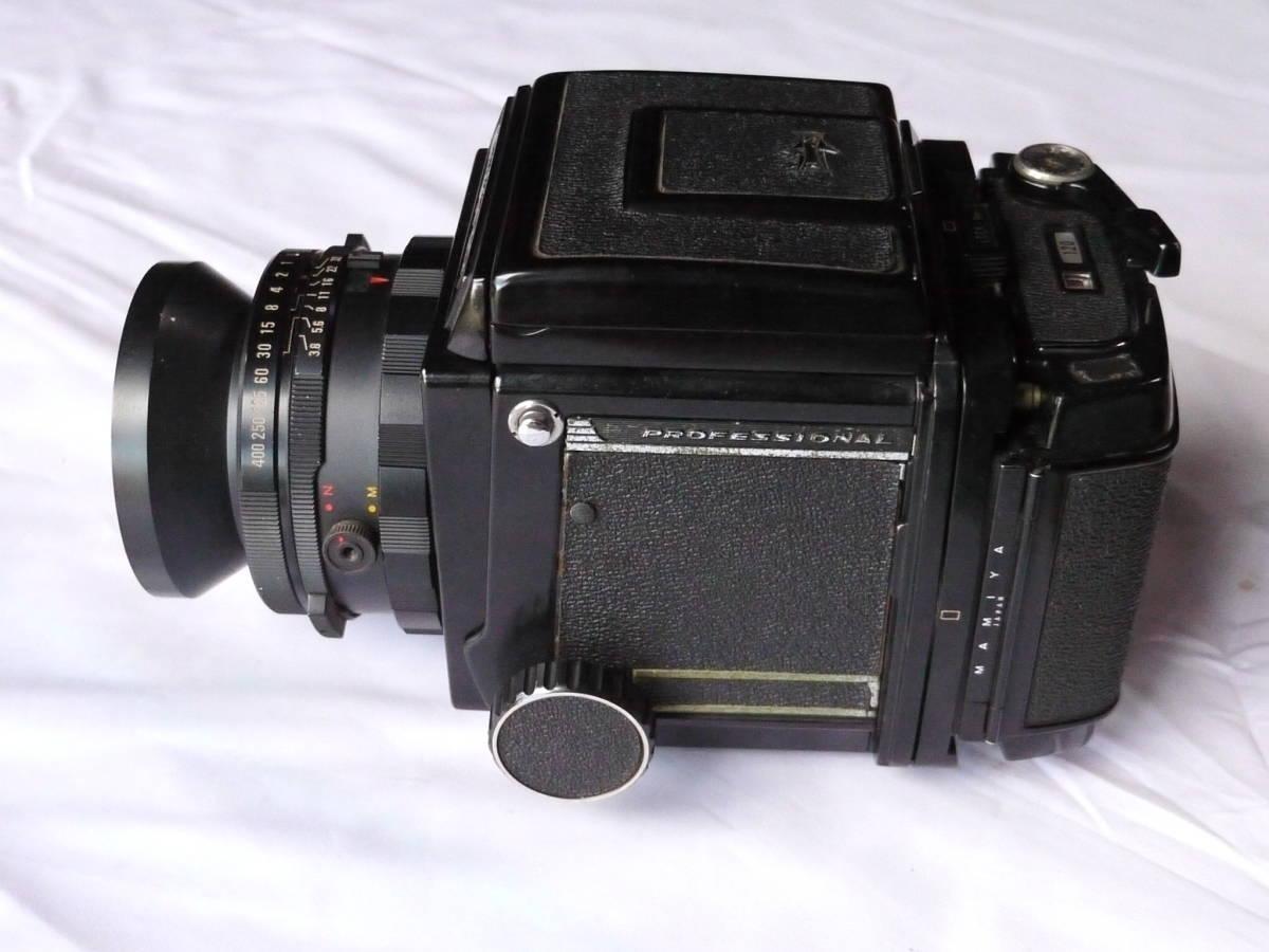 マミヤ Mamiya RB67 Sekor 90mm f3.8 予備フィルム入れ付き!1円~売り切り!!_画像2