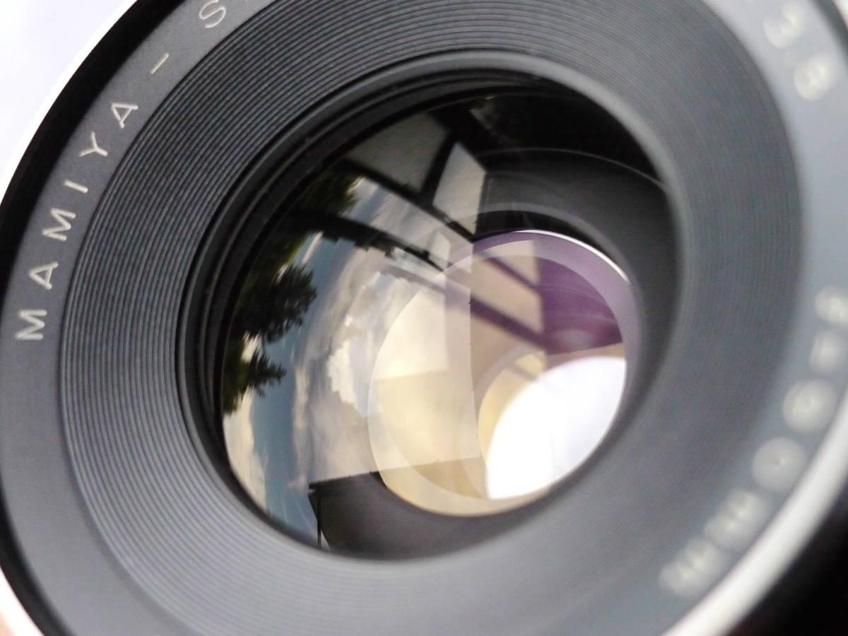 マミヤ Mamiya RB67 Sekor 90mm f3.8 予備フィルム入れ付き!1円~売り切り!!_画像7