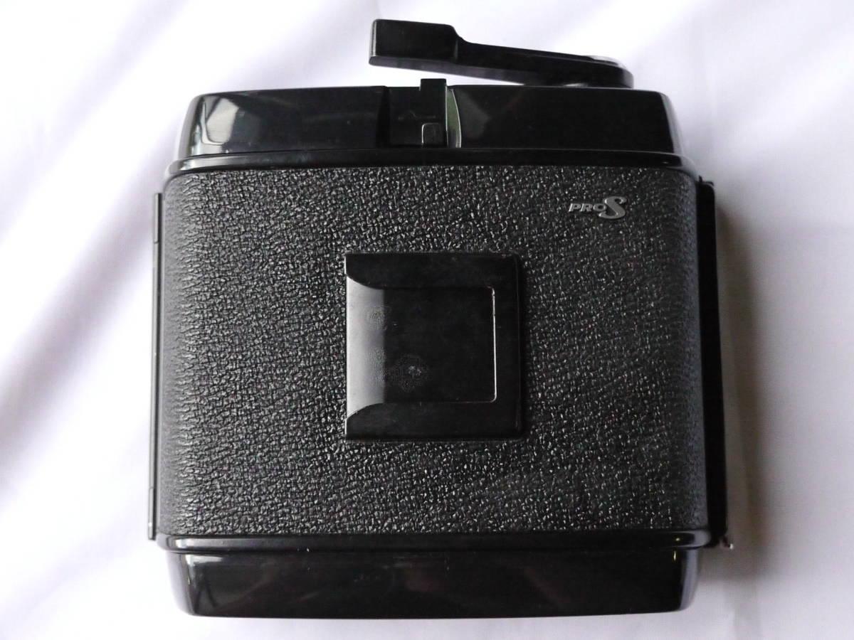 マミヤ Mamiya RB67 Sekor 90mm f3.8 予備フィルム入れ付き!1円~売り切り!!_画像9