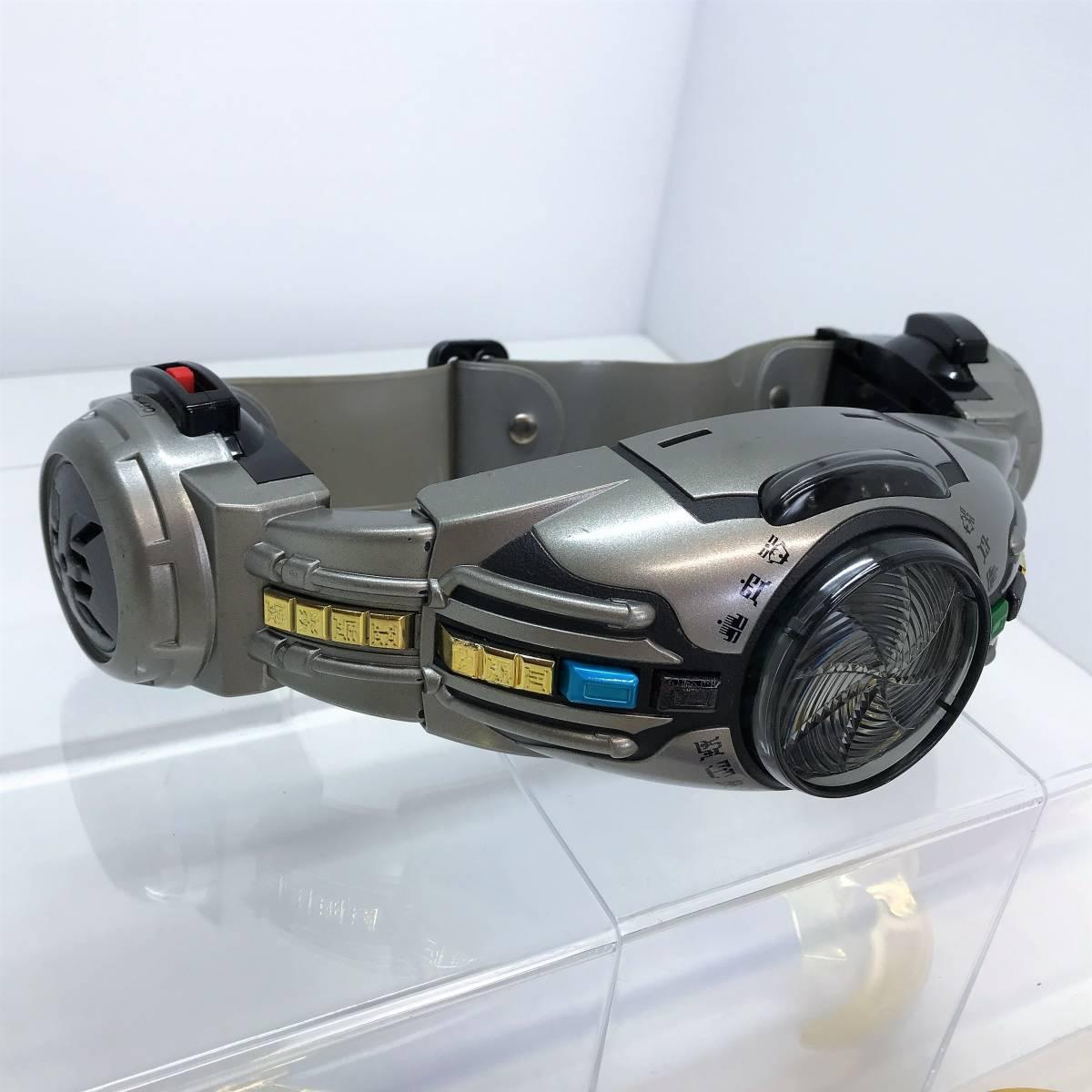 仮面ライダー クウガ DX 変身ベルト ソニックウェーブ アークル タイタンソード 当時物 なりきり 武器 まとめて 多数 大量 セット 出品中_画像3