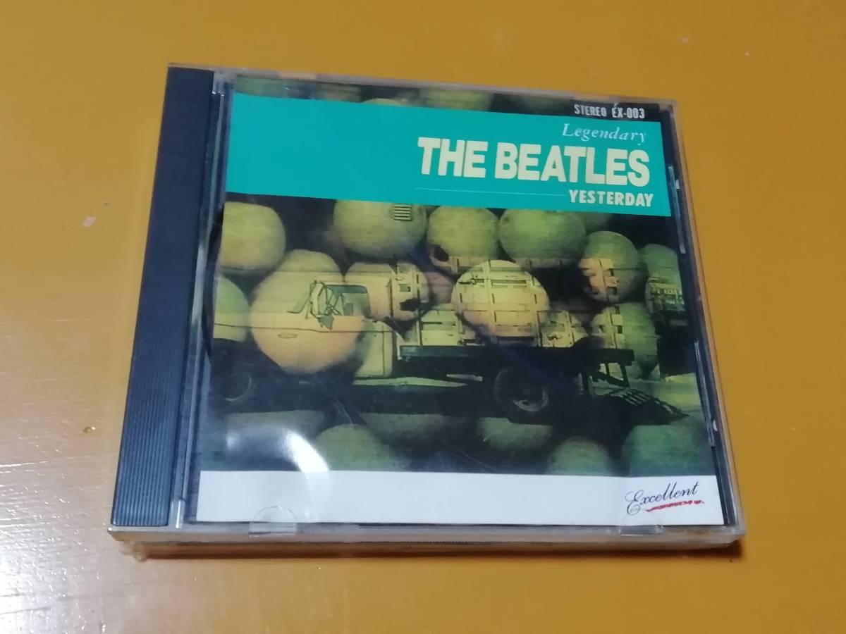ビートルズ Legendary YESTERDAY EX-003 THE BEATLES イエスタデイ_画像1