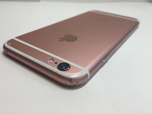 Apple iPhone 6S 16GB SIMロック解除済 ローズゴールド docomo MKQK2J/A 利用制限〇_画像7
