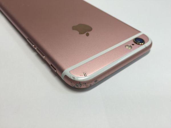 Apple iPhone 6S 16GB SIMロック解除済 ローズゴールド docomo MKQK2J/A 利用制限〇_画像9