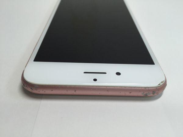 Apple iPhone 6S 16GB SIMロック解除済 ローズゴールド docomo MKQK2J/A 利用制限〇_画像5