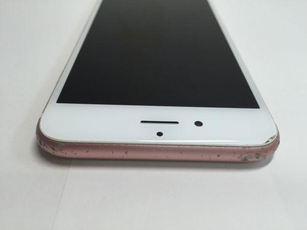 Apple iPhone 6S 16GB SIMロック解除済 ローズゴールド docomo MKQK2J/A 利用制限〇_画像3