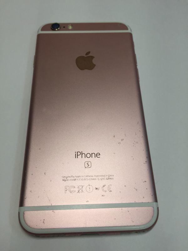 Apple iPhone 6S 16GB SIMロック解除済 ローズゴールド docomo MKQK2J/A 利用制限〇_画像8
