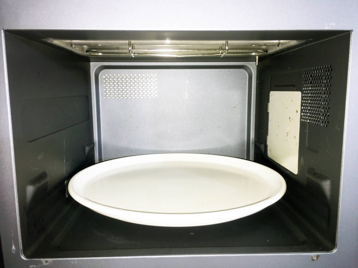 ★送料無料!★美品★生活家電5点セット●冷蔵庫 AQUA 109L ●洗濯機 AQUA 4.5㎏ ●オーブンレンジ ●炊飯器 ●掃除機+おまけ付き F-016_画像7