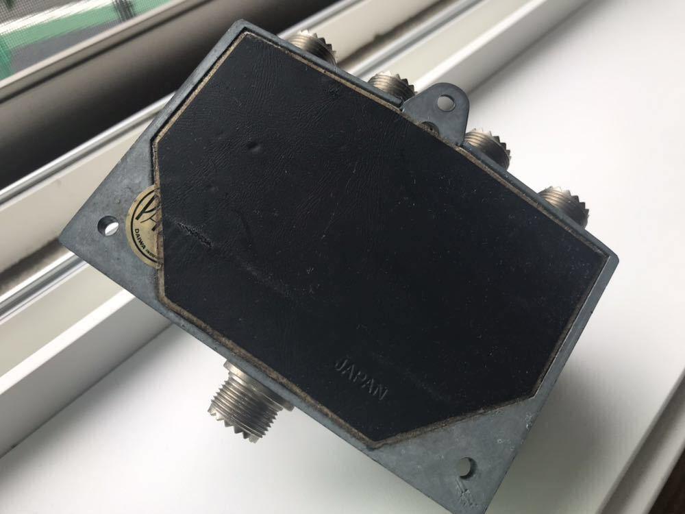DAIWA ダイワ CS-401 同軸切換器 4回路アンテナ切替器_画像6
