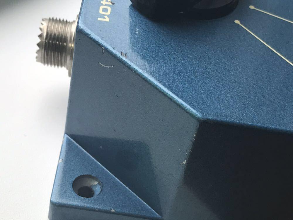 DAIWA ダイワ CS-401 同軸切換器 4回路アンテナ切替器_画像9