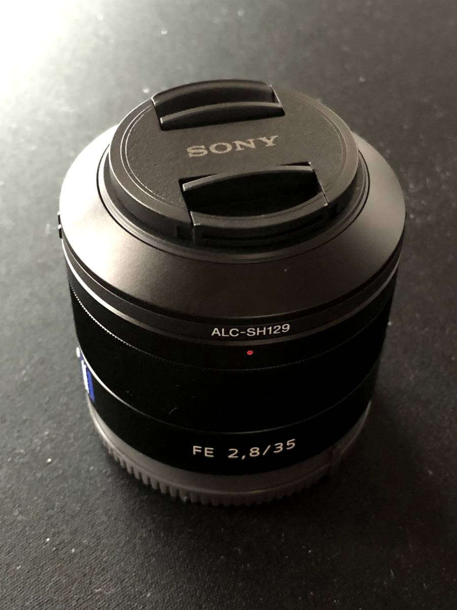 SEL35F28Z(SONY ソニー Sonnar T* FE 35mm F2.8 ZA Eマウント用レンズ)保証あり_画像2