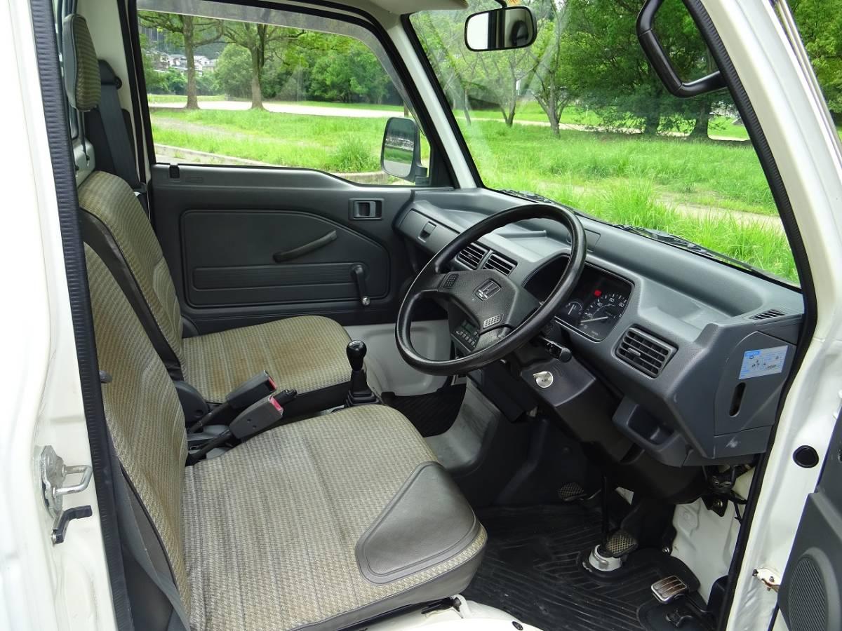 ★ 4WD ♪ エアコン ♪ 後期型 アクティトラック ♪ HA4_画像5