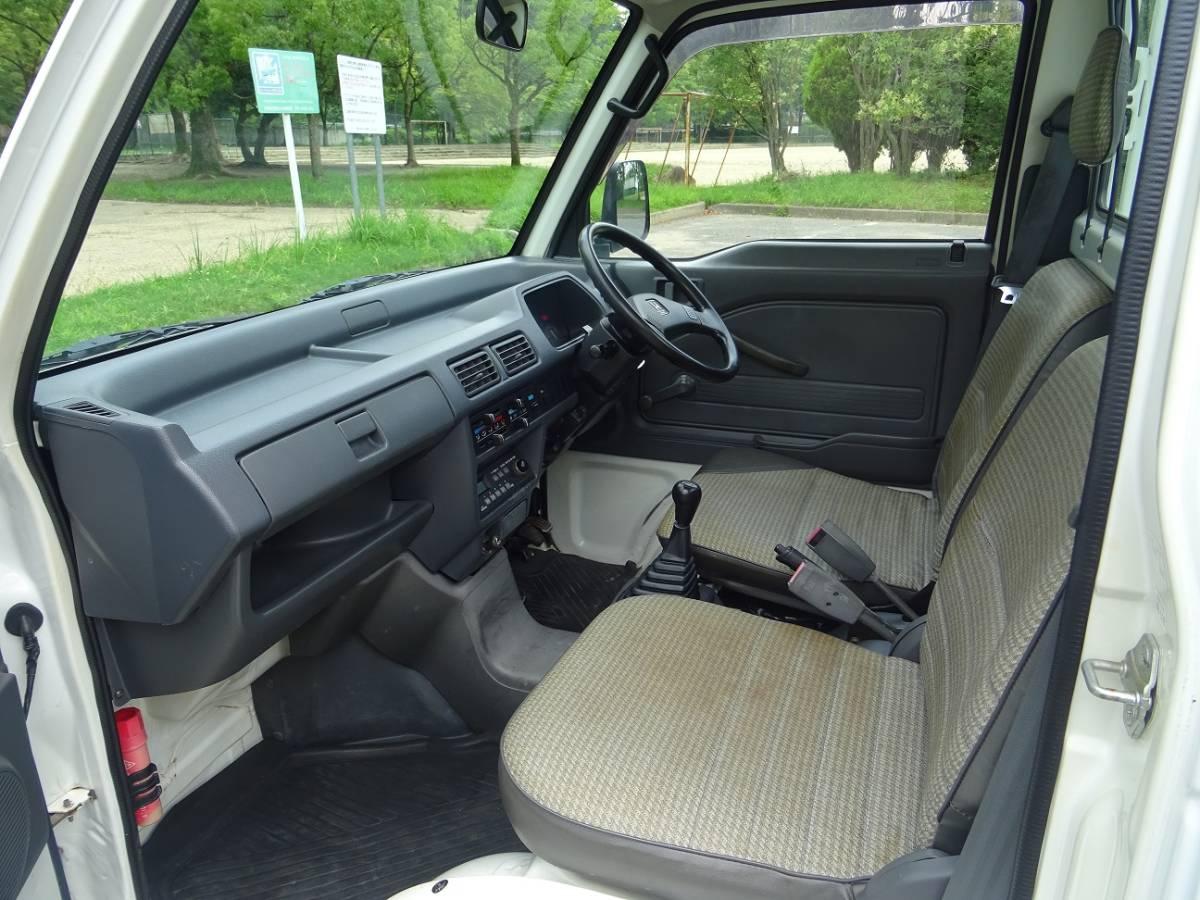 ★ 4WD ♪ エアコン ♪ 後期型 アクティトラック ♪ HA4_画像6