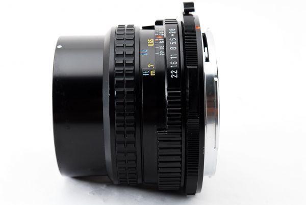 ◆極上品◆SMC PENTAX 67 90mm F2.8 後期型 中判 6x7 67 6×7レンズ 【#eg1609】_画像6