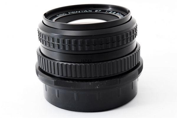 ◆極上品◆SMC PENTAX 67 90mm F2.8 後期型 中判 6x7 67 6×7レンズ 【#eg1609】_画像9