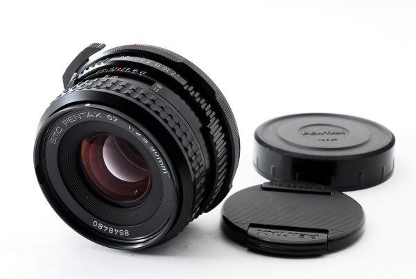 ◆極上品◆SMC PENTAX 67 90mm F2.8 後期型 中判 6x7 67 6×7レンズ 【#eg1609】