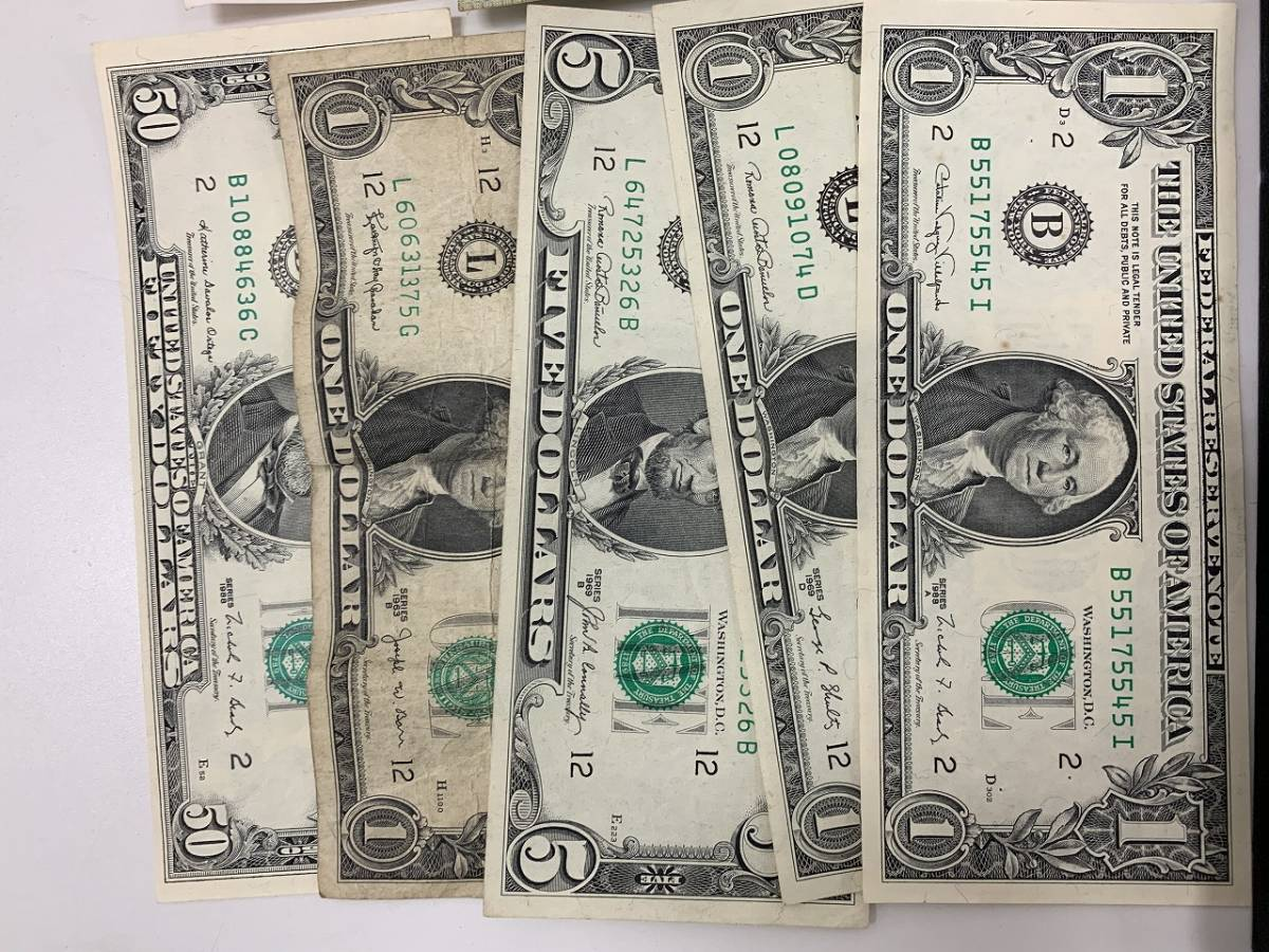 4850A★大量!! 外国銭 硬貨 コイン 紙幣 約1.8Kg 未選別★_画像7