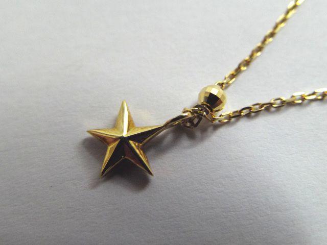 ★WISH UPON A STAR /ウィッシュ アポン ア スター ◎K18 /天然ダイヤモンド アンクレット 1.9g_画像4