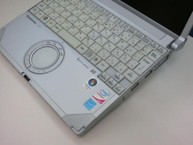 ◆Panasonic◆ CF-R7 Core2Duo /HDD160GB/メモリ2GB/Windows10/Office2016_画像3