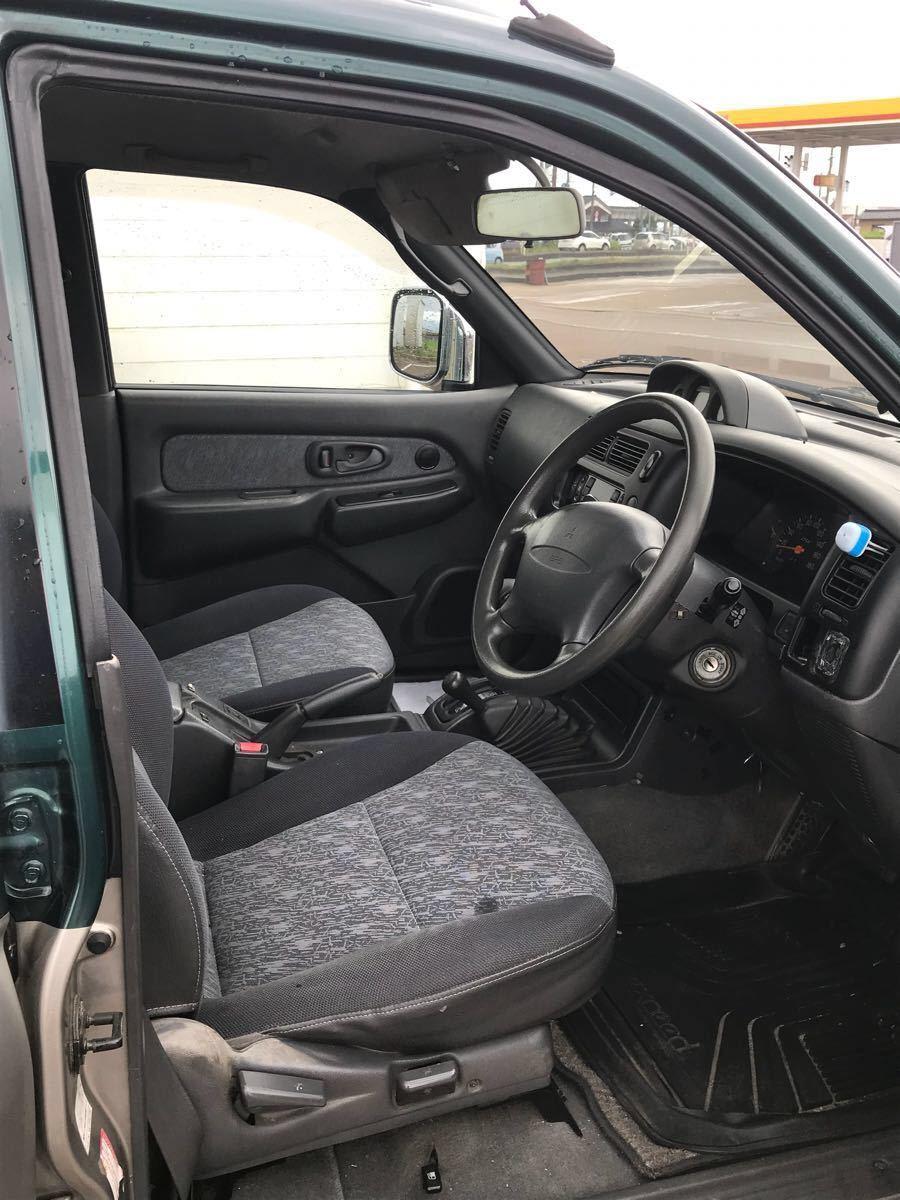 三菱 ストラーダ ピックアップ 4WD ディーゼル車 ハイラックス ダットサン 希少_画像6