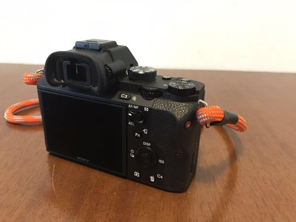 美品 SONY α7Ⅱ ボディ ILCE-7M2 デジタル一眼カメラ オマケ多数! ソニー_画像4