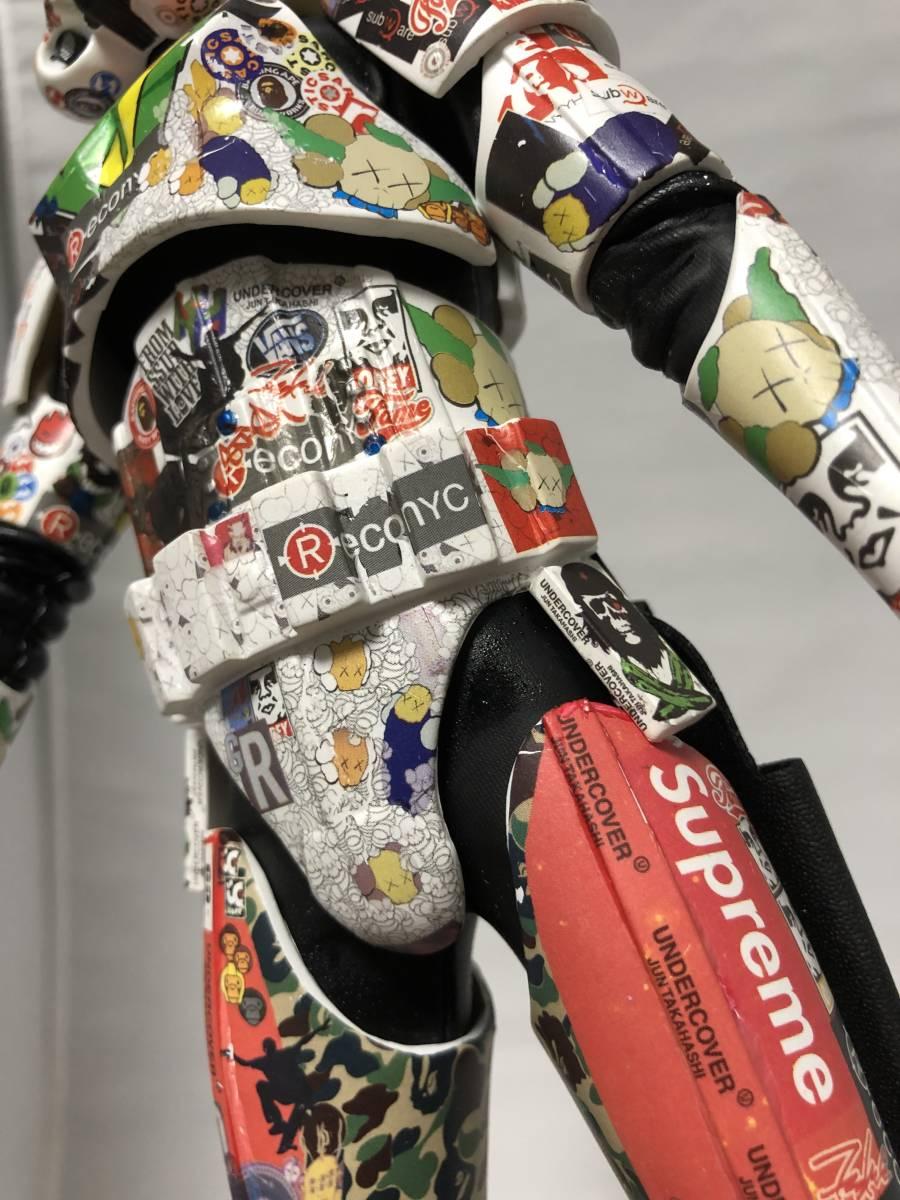 RAD ANONYMOUS by CRM TOYS STAR WARS ストームトルーパー UNDERCOVER APE ホットトイズ メディコムトイ supreme KAWS_画像9