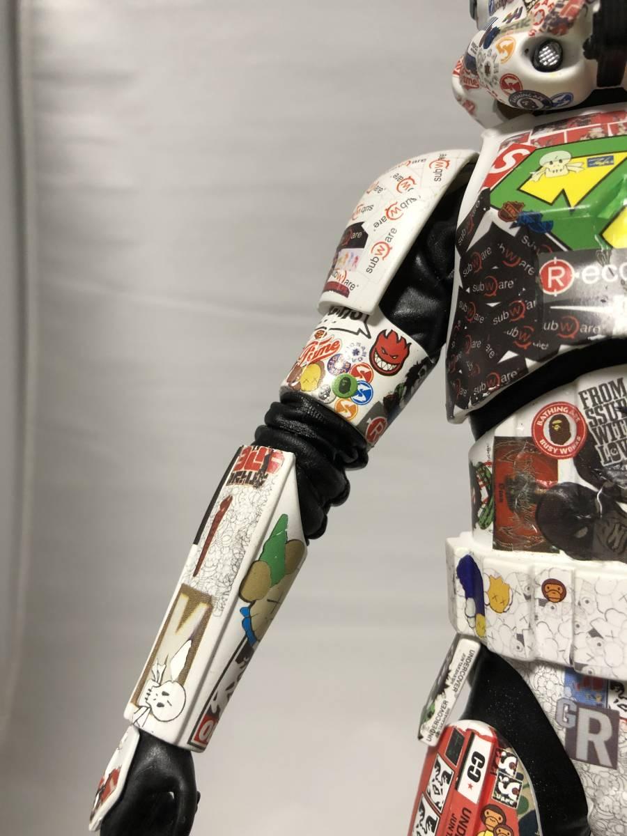 RAD ANONYMOUS by CRM TOYS STAR WARS ストームトルーパー UNDERCOVER APE ホットトイズ メディコムトイ supreme KAWS_画像10