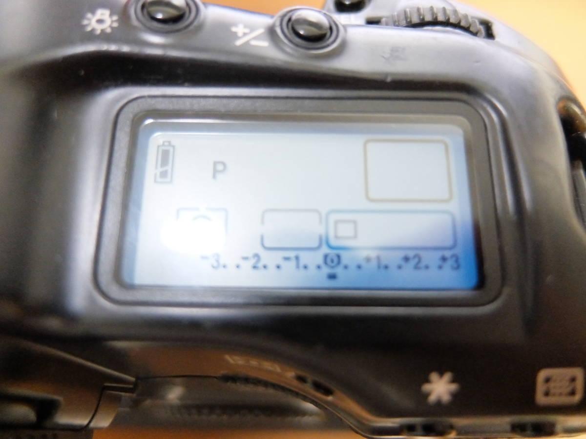 Canon EOS-1V HS ボディ キヤノン フィルム一眼レフカメラ AF_画像3