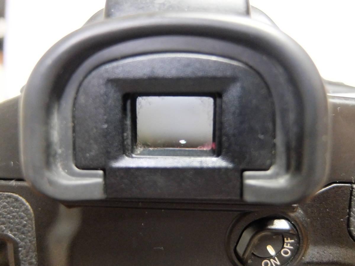 Canon EOS-1V HS ボディ キヤノン フィルム一眼レフカメラ AF_画像8
