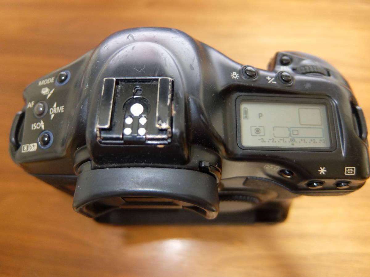 Canon EOS-1V HS ボディ キヤノン フィルム一眼レフカメラ AF_画像2