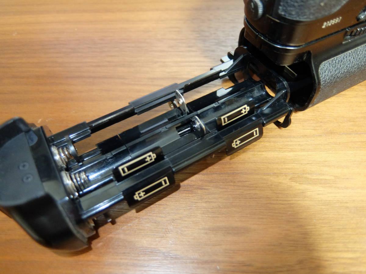 Canon EOS-1V HS ボディ キヤノン フィルム一眼レフカメラ AF_画像9