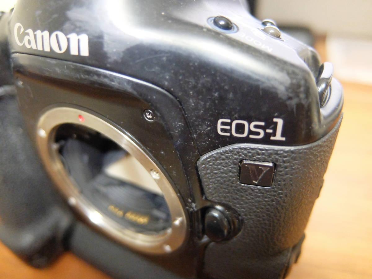 Canon EOS-1V HS ボディ キヤノン フィルム一眼レフカメラ AF_画像7