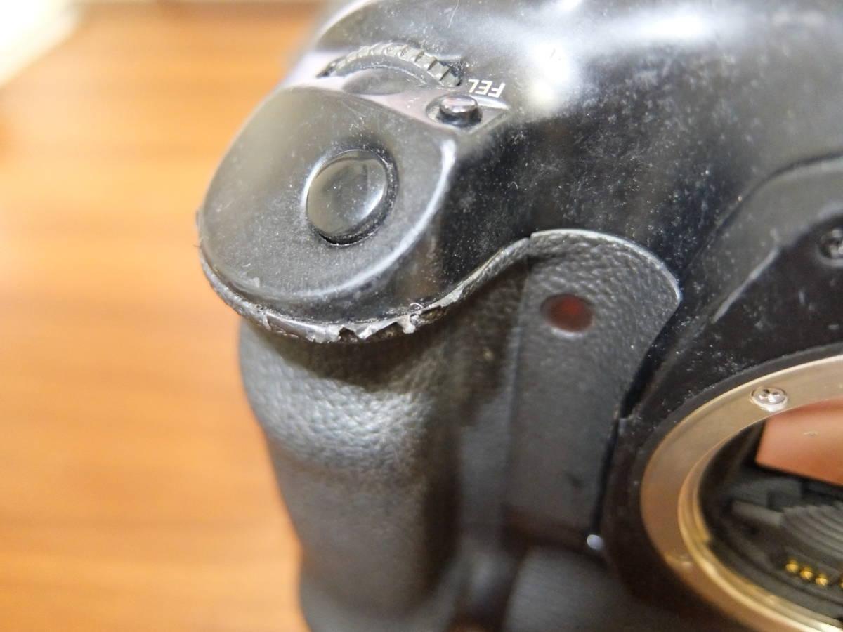 Canon EOS-1V HS ボディ キヤノン フィルム一眼レフカメラ AF_画像6