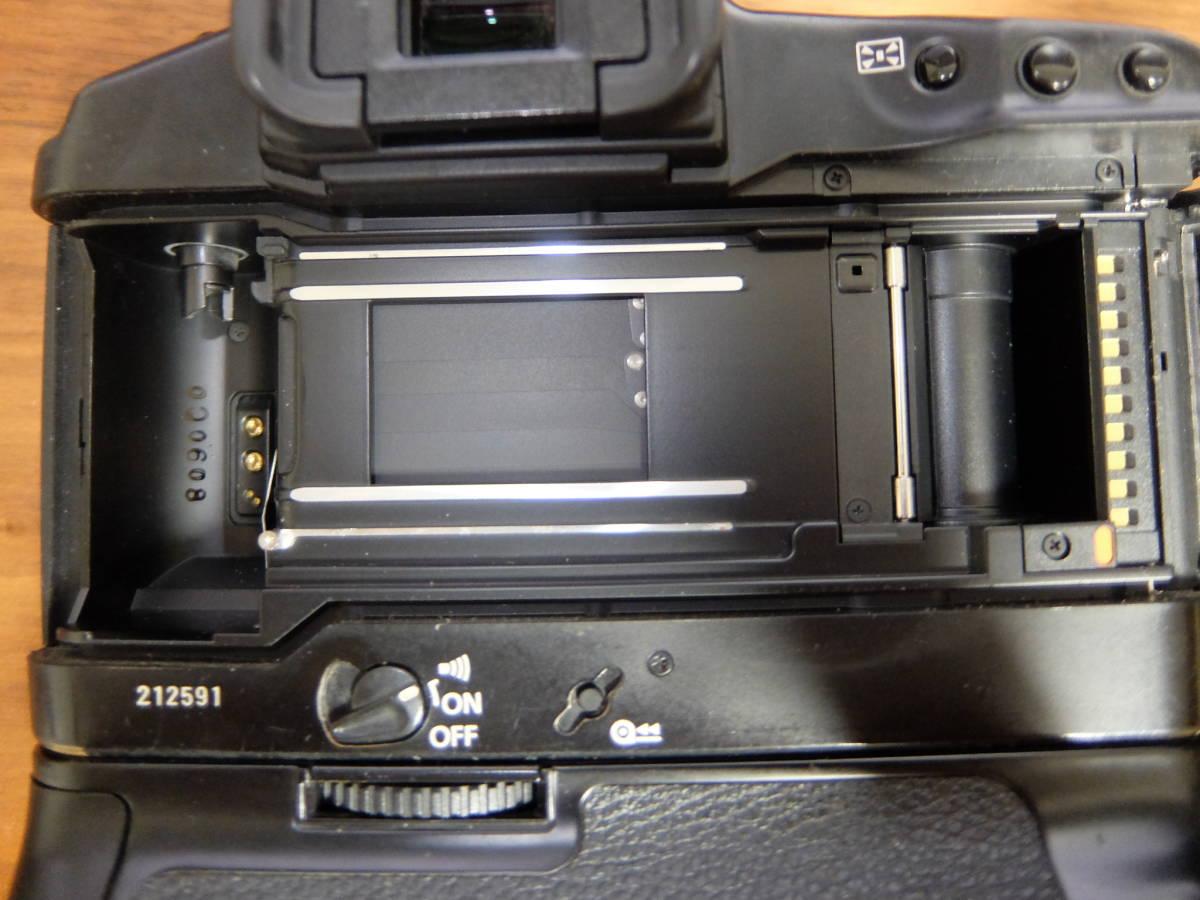 Canon EOS-1V HS ボディ キヤノン フィルム一眼レフカメラ AF_画像5