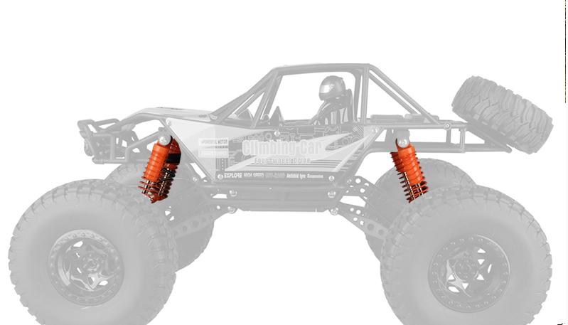 大人気♪超大!四駆 充電式 ラジコンカー オフロードリモコンカー  レーシング 子供向け おもちゃ(48cm)_画像5