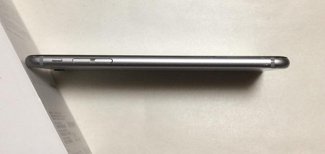 iPhone6 Plus 64GB docomo スペースグレイ バッテリー100%  送185円 _画像6