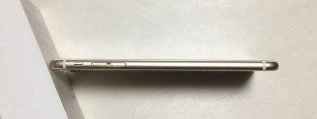 iPhone6 Plus 64GB docomo ゴールド バッテリー100%  送185円 _画像5