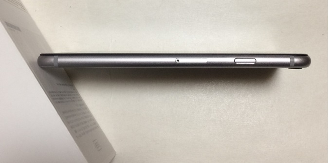 iPhone6 64GB docomo スペースグレイ バッテリー88%  送185円 _画像7