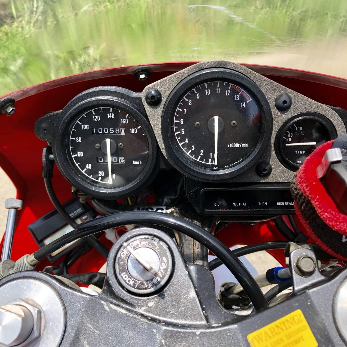ヤマハTZR250R 3XV 美車 好調 車番600番台 書付き 売り切り1991年 低走行 ホンダスズキカワサキ検)NS TZ RG MVX VT FZR CBR R1Z KR SDR_画像2