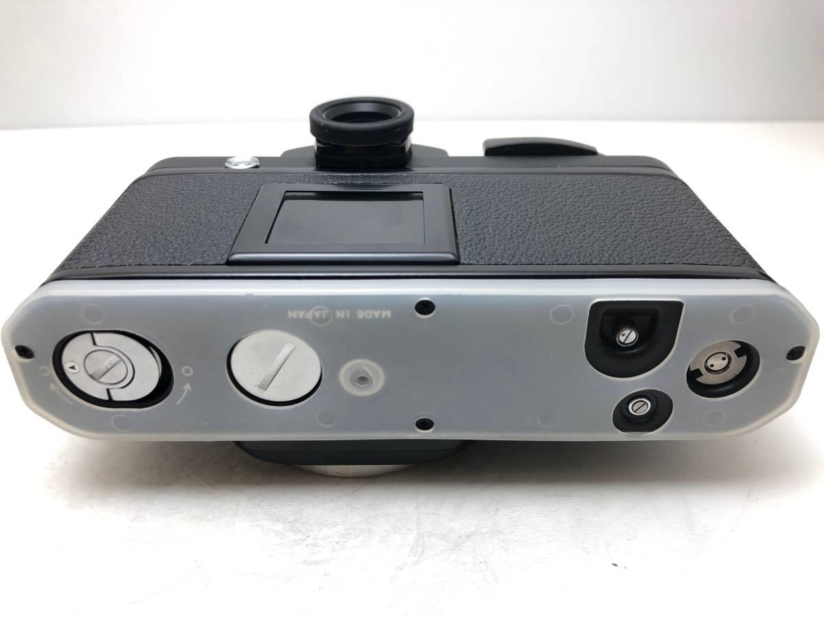◆レア!シリアル一致箱◆コレクター級 Nikon ニコン F2 アイレベル TITAN チタン ブラック ノーネーム フィルムカメラ 元箱付き_画像8