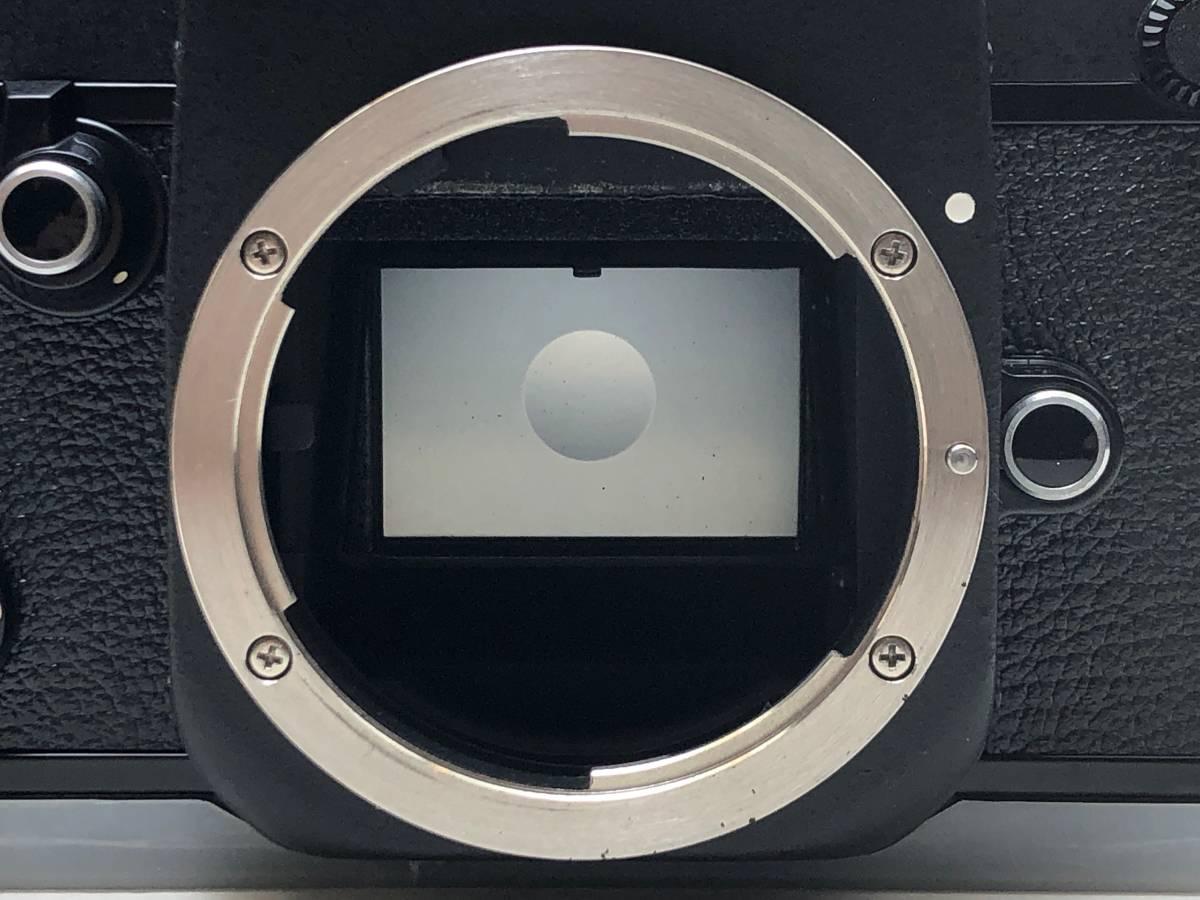 ◆レア!シリアル一致箱◆コレクター級 Nikon ニコン F2 アイレベル TITAN チタン ブラック ノーネーム フィルムカメラ 元箱付き_画像6