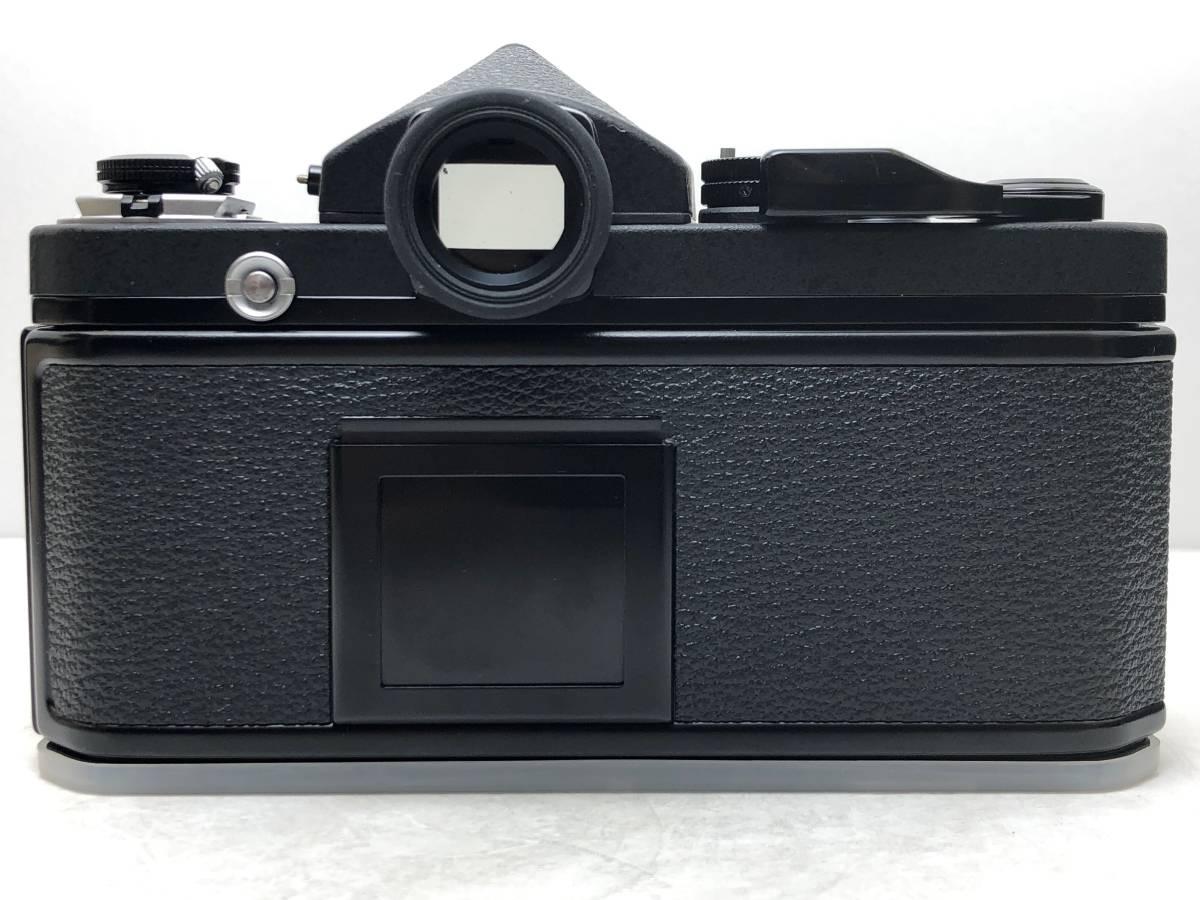 ◆レア!シリアル一致箱◆コレクター級 Nikon ニコン F2 アイレベル TITAN チタン ブラック ノーネーム フィルムカメラ 元箱付き_画像4