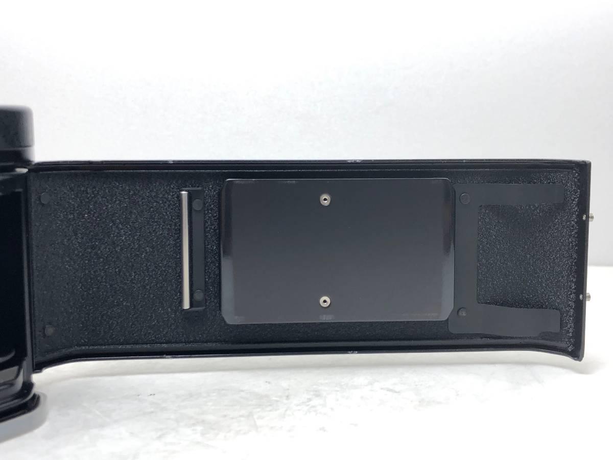◆レア!シリアル一致箱◆コレクター級 Nikon ニコン F2 アイレベル TITAN チタン ブラック ノーネーム フィルムカメラ 元箱付き_画像10