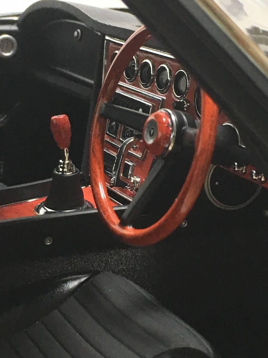 ディアゴスティーニ トヨタ2000GT組み立て済み_画像3